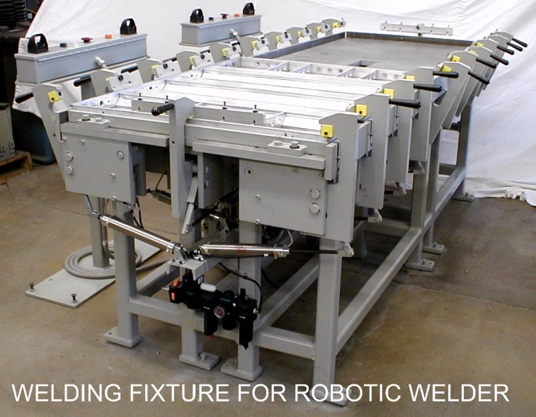 Welding Fixtures and Welding Tables